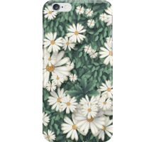 In a bed of daisies iPhone Case/Skin