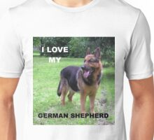 GS love with picture Unisex T-Shirt