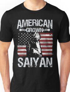 American Grown Saiyan Unisex T-Shirt