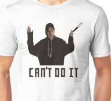 No drinks! I can't do it! Unisex T-Shirt