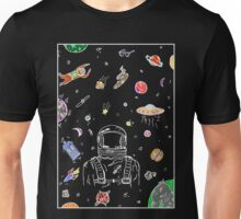 feeling spaced out Unisex T-Shirt