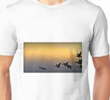 Geese Unisex T-Shirt