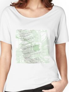 Linux Kernel CPU Women's Relaxed Fit T-Shirt