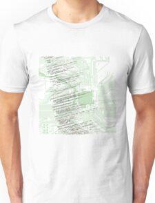 Linux Kernel CPU Unisex T-Shirt