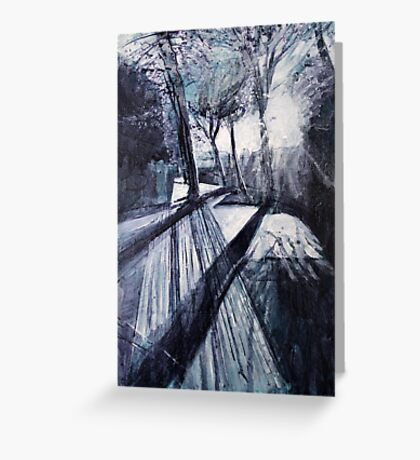 Seymour Road Greeting Card