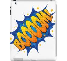 Boom! iPad Case/Skin
