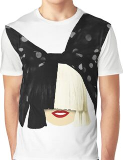 Big Bow Graphic T-Shirt