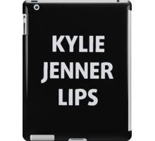 KYLIE JENNER LIPS iPad Case/Skin