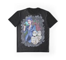 Miss Peregrine and the Twins Graphic T-Shirt