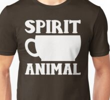 Coffee Is My Spirit Animal - Java Mug Cup Unisex T-Shirt