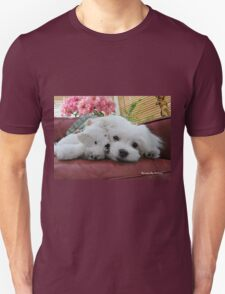Hermes the Maltese & Titch T-Shirt