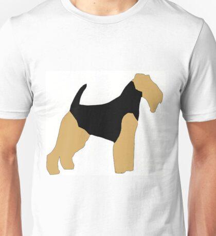 WT color silhouette Unisex T-Shirt