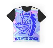 YEAR OF THE DRAGON BY ART AND SOUL MAMMA Graphic T-Shirt