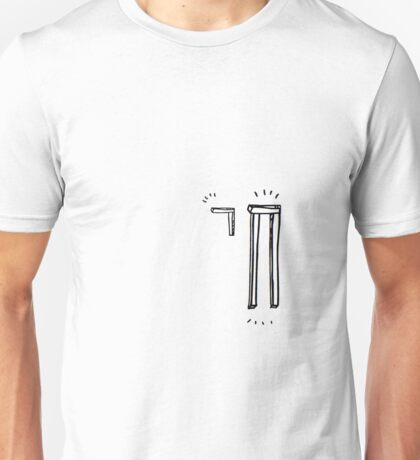 Chai Hebrew Unisex T-Shirt