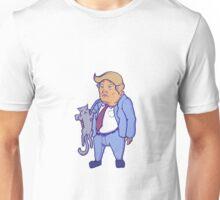 Grab America by the __________! Unisex T-Shirt