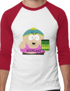 Beefcake Men's Baseball ¾ T-Shirt