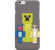 Squid And Stampy iPhone Case/Skin