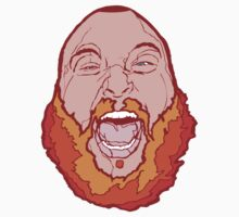 Action Bronson by THEREAL Clothing Co.