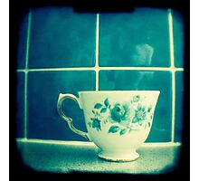 Time for tea Photographic Print