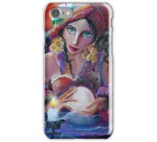 Fortunes by Candlelight iPhone Case/Skin