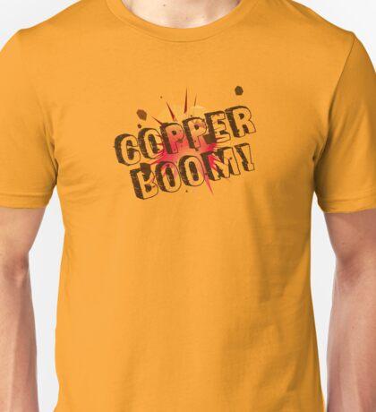 Gilmore Girls - Copper Boom! Unisex T-Shirt