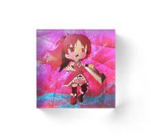 Kyoko Sakura Acrylic Block