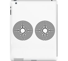 maze - labyrinth iPad Case/Skin