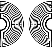 maze - labyrinth by siloto