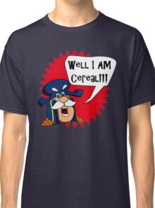 Cap'n Is Really Cereal Classic T-Shirt