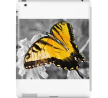 Tiger Swallowtail Butterfly 2 iPad Case/Skin