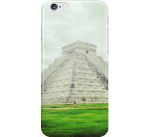 Chichen Itza - El Castillo iPhone Case/Skin