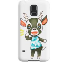 Animal Crossing Zell T-Shirt Samsung Galaxy Case/Skin