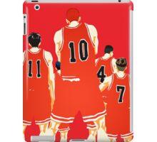 Team Shohoku iPad Case/Skin