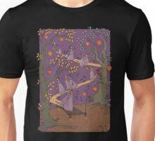 Twelve Dancing Princesses Unisex T-Shirt