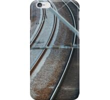 Railroad Track  iPhone Case/Skin