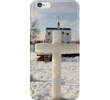 ice cross iPhone Case/Skin