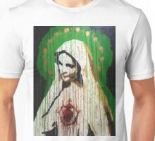 """Our Lady of Roosevelt Island"" Unisex T-Shirt"
