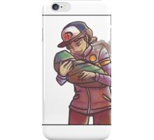I'm Proud of You Sweetpea iPhone Case/Skin