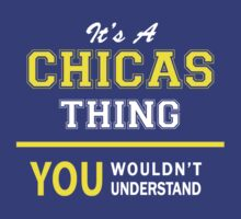 It's A CHICAS thing, you wouldn't understand !! by satro