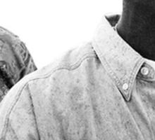 tupac and biggie Sticker