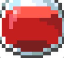 Pixel Potion Sticker