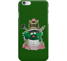 PROCREATE! iPhone Case/Skin