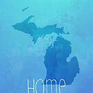 Michigan by Elise  Coates