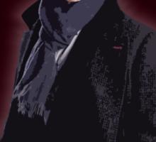 Benadryl Cumberbund as: Sherlock Sticker