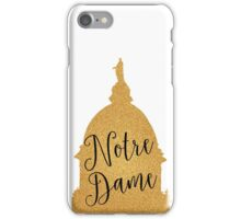 Notre Dame Dome iPhone Case/Skin