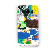then and now Samsung Galaxy Case/Skin