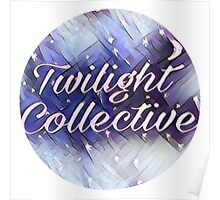 Twilight Collective Logo Poster