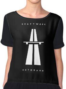Autobahn Kraftwerk Inspired Chiffon Top