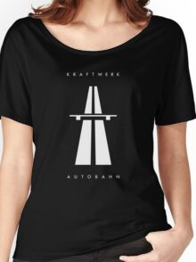 Autobahn Kraftwerk Inspired Women's Relaxed Fit T-Shirt