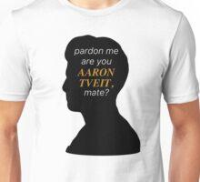 Aaron Tveit, Mate? Unisex T-Shirt